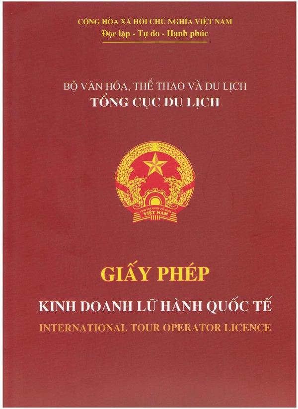Những điều kiện để cấp giấy phép kinh doanh lữ hành quốc tế