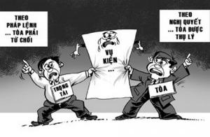 Điều kiện thỏa thuận giải quyết tranh chấp bằng trọng tài thương mại