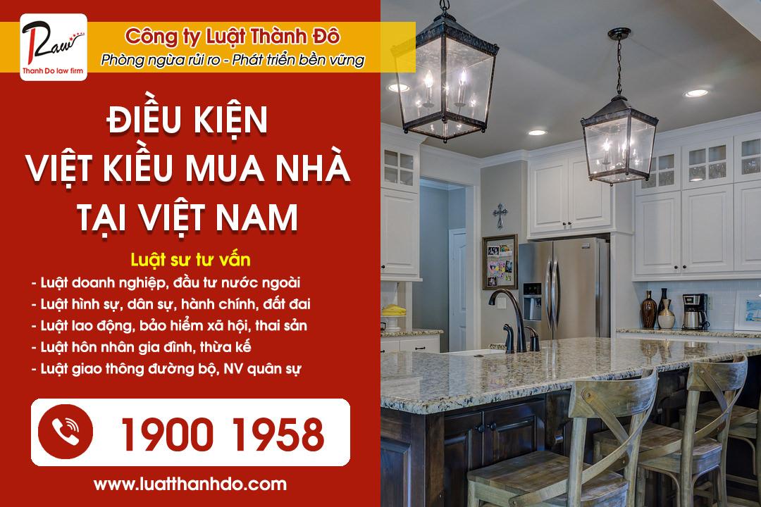 Việt kiều có được mua nhà ở gắn liền với đất ở Việt Nam không? Điều kiện để Việt kiều mua nhà đất ?